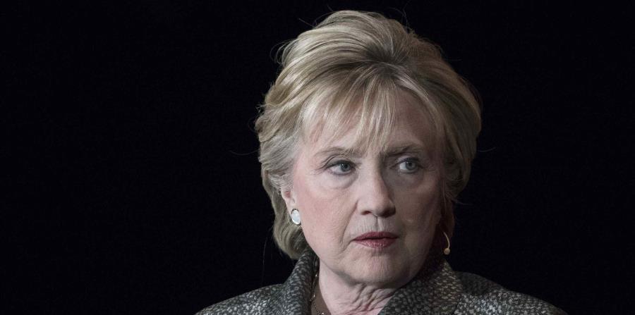 La pesquisa a Clinton tendrá énfasis en la venta a Rusia de la empresa canadiense Uranium One. (horizontal-x3)