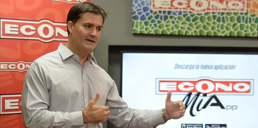 Eduardo Marxuach, presidente de la cadena de supermercados. (horizontal-x3)
