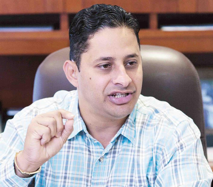 El presidente de la Federación de Alcaldes de Puerto Rico, Carlos Molina, es el primer ejecutivo de Arecibo. (GFR Media) (semisquare-x3)