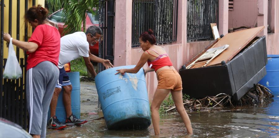 FEMA estima que la entrada de una pulgada de agua al hogar puede causar daños ascendentes a $26,000. (horizontal-x3)
