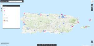 Mapa interactivo para atraer inversión a Puerto Rico