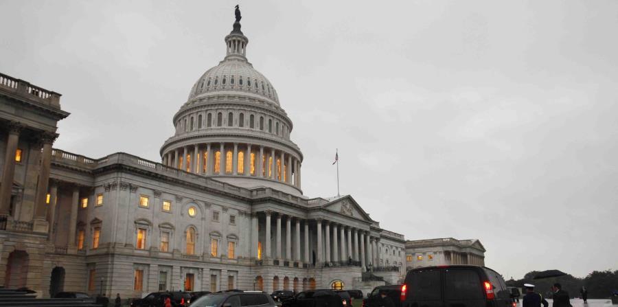 La delegación del Frente por Puerto Rico visitó 11 oficinas del Congreso. (horizontal-x3)