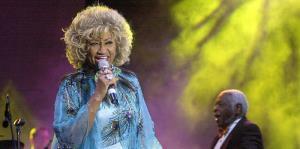 """Celia Cruz, a 15 años de la muerte de la """"Reina de la salsa"""""""