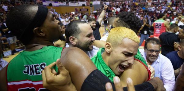 Los Santeros ganan su primer campeonato del Baloncesto Superior Nacional