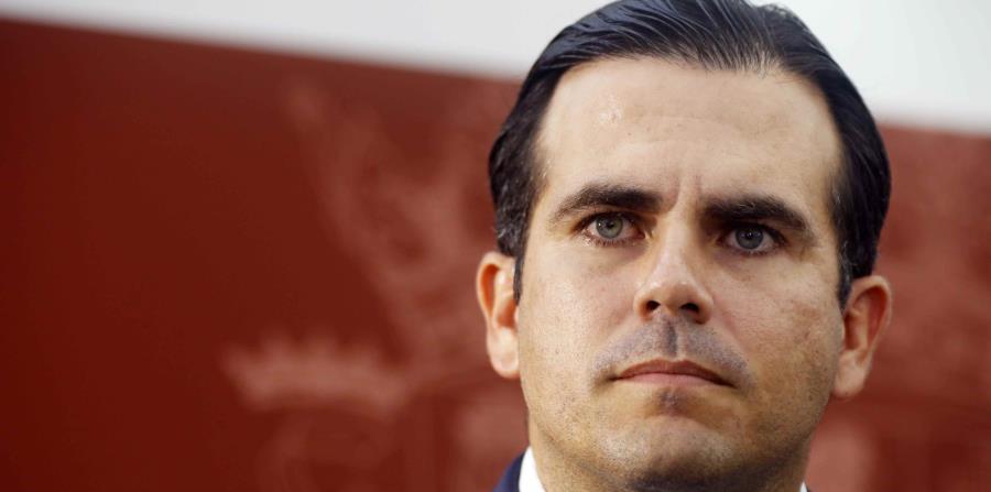 Ricardo Rosselló, gobernador de Puerto Rico. (horizontal-x3)