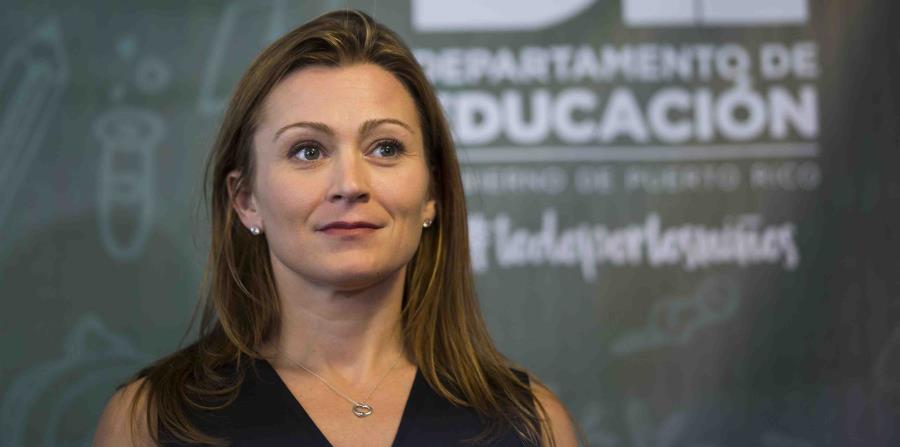 La secretaria de Educación, Julia Keleher. (GFR Media) (horizontal-x3)