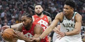 Los Raptors están a un paso de alcanzar el título en el Este