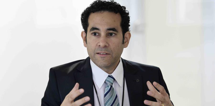 En la foto, José H. Román, presidente de la Comisión de Energía. (horizontal-x3)