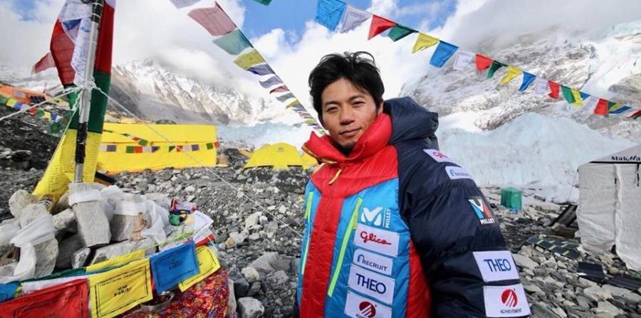 Muere en Everest el escalador japonés que intentó subir tras el terremoto (horizontal-x3)
