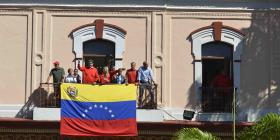 Nicolás Maduro afirma que Juan Guaidó fracasó