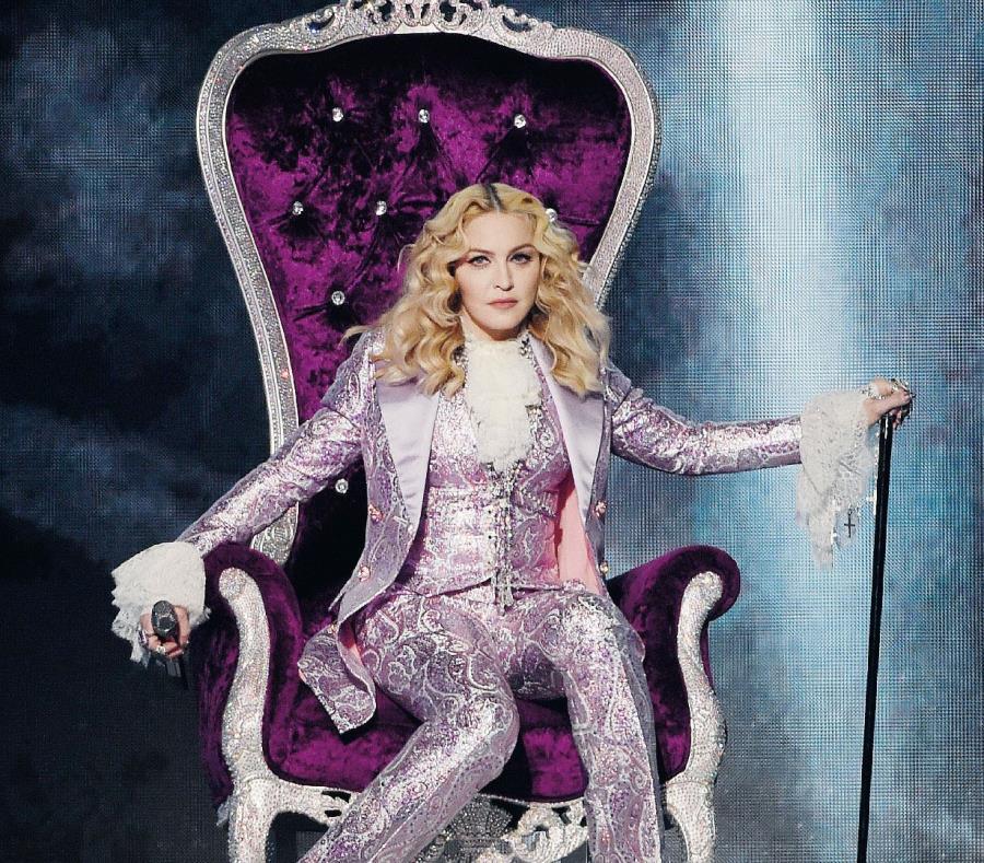 Madonna se mudó a Portugal hace un tiempo para que su hijo pudiera entrenar con el equipo Benefica.  (AP) (semisquare-x3)