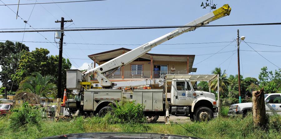 Las partidas incluyen $2,000 millones para la reconstrucción del sistema eléctrico tras el paso del  huracán María. (GFR Media) (horizontal-x3)