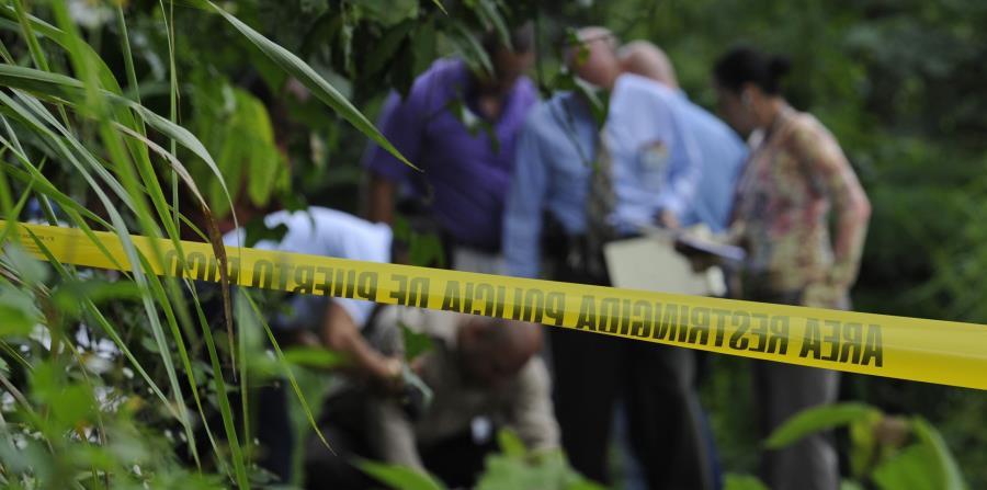 El agente del CIC René Rodríguez, investiga el caso. (horizontal-x3)