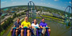 Tour virtual por varios parques de Orlando