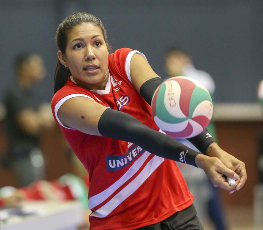 Karina Ocasio logró 22 puntos en la victoria de las Criollas. (GFR Media) (semisquare-x3)