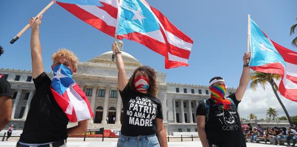 """Los """"centennials"""" lucharán por un mejor país"""