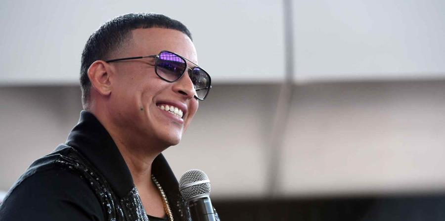 El reguetonero boricua Daddy Yankee (horizontal-x3)