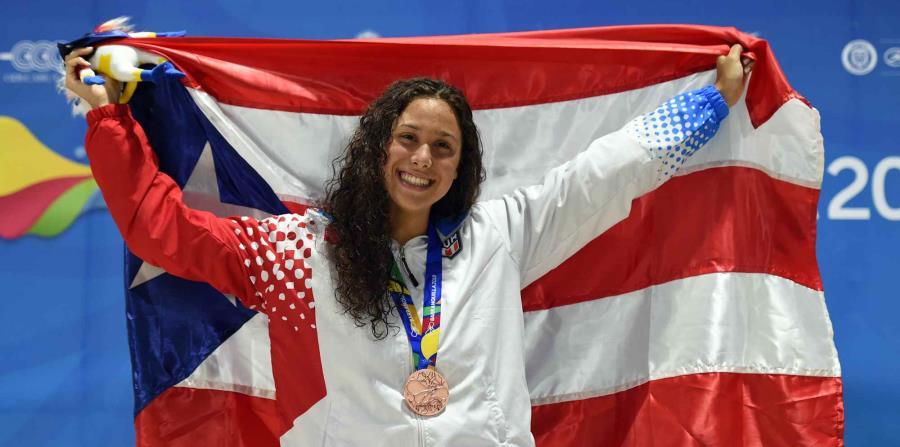El tiempo personal de Kristen Romano en los 200 metros libres es de 2:14.86, marca que logró en el 2016. (horizontal-x3)
