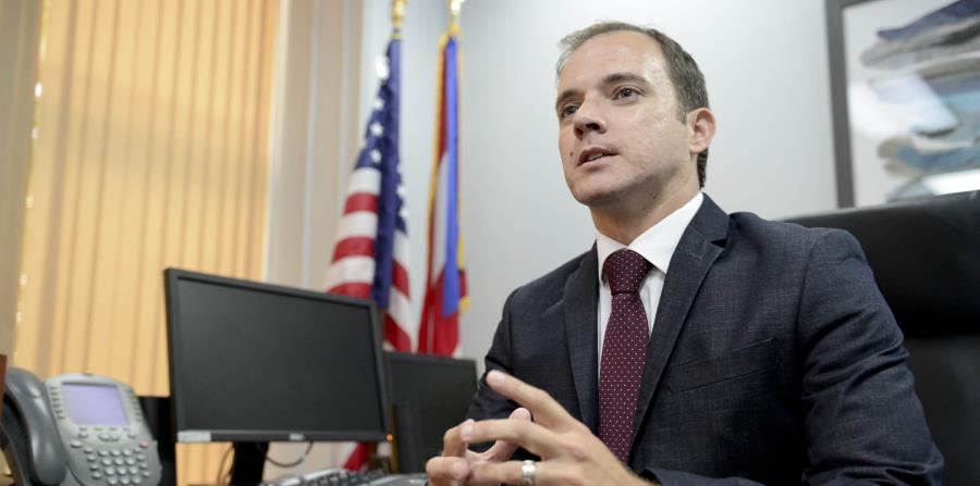 Ricardo Llerandi, director ejecutivo de la Compañía de Comercio y Exportación (CCE). (horizontal-x3)