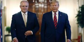 Trump dice no necesitar acuerdo con China antes de comicios