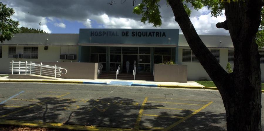 El Hospital de Psiquiatía Forense de Ponce, una de dos instalaciones de Assmca, alberga a 125 pacientes mentales. (GFR Media) (horizontal-x3)