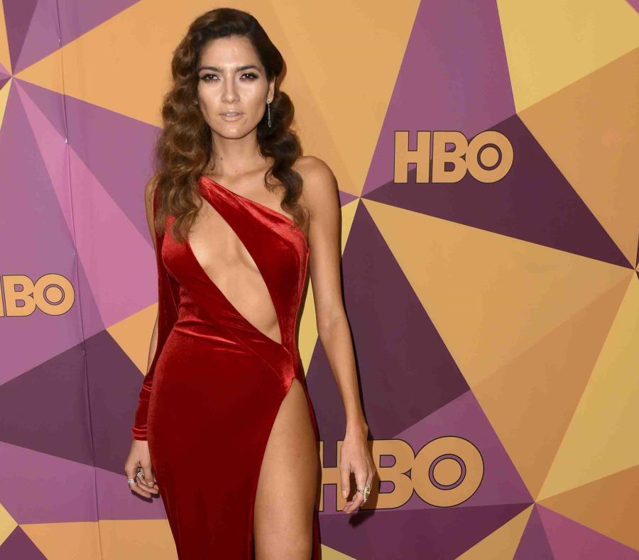 Blanca Blanco llega a la fiesta de HBO tras los Globos de Oro en el Hotel Beverly Hilton el domingo 7 de enero de 2018 en Beverly Hills, California. (semisquare-x3)