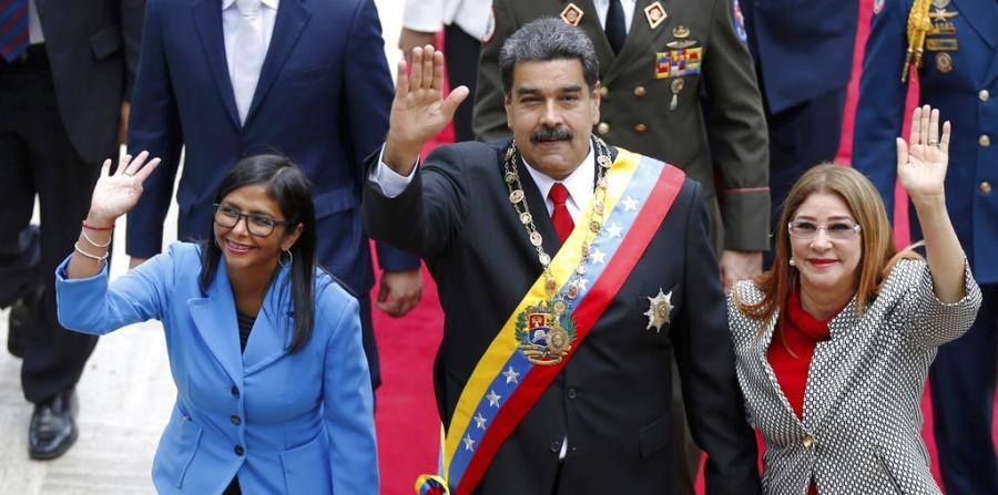 Nicolás Maduro presidente (horizontal-x3)