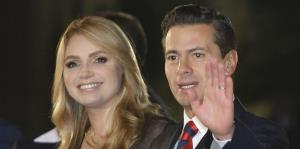 Angélica Rivera pide a Peña Nieto autos de lujo para firmar el divorcio