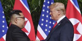 Kim Jong-un se muestra satisfecho con el avance las negociaciones con Estados Unidos