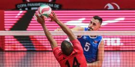 Puerto Rico abre con una victoria en la Copa Panamericana de Voleibol