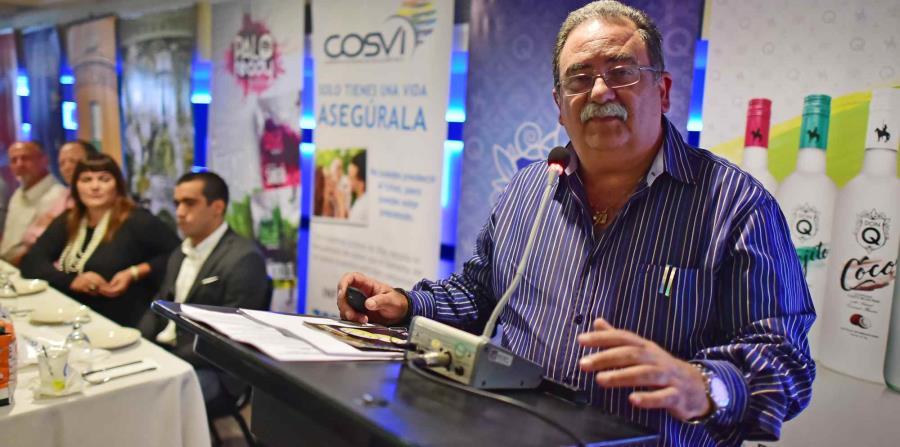 """""""Mi interés es que en la junta tengan participación todos los sectores del voleibol y seguiré trabajando en ese fin"""", dijo César Trabanco, presidente de la Federación Puertorriqueña de Voleibol. (horizontal-x3)"""
