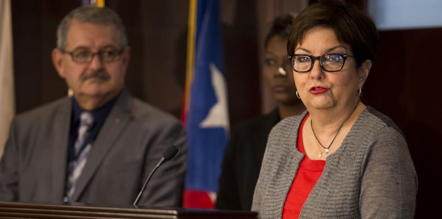 Como resultado de la desarticulación de la pandilla Los Suricatos, que operaban en la División Drogas San Juan, en el año 2015 el exsuperintendente José Caldero López ordenó las pruebas de polígrafo. (horizontal-x3)