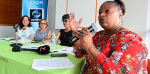 Ente multisectorial denuncia la crisis a nueve meses de María
