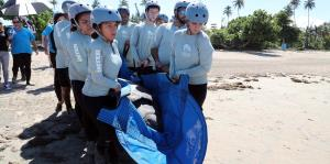 El manatí Aramaná regresa al mar