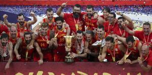 España gana su segunda Copa del Mundo FIBA
