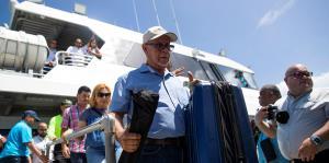 Solo dos de las 12 lanchas a Vieques y Culebra funcionan