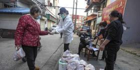 Wuhan intenta retornar a la normalidad bajo fuertes medidas de seguridad