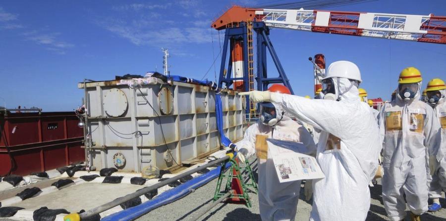 Fukushima inicia descargas de agua radioactiva tratada (horizontal-x3)