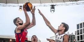 Puerto Rico divide honores en su debut del Mundial 3x3 de baloncesto