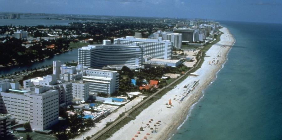 Vista de las playas de Miami Beach. (GFR Media) (horizontal-x3)