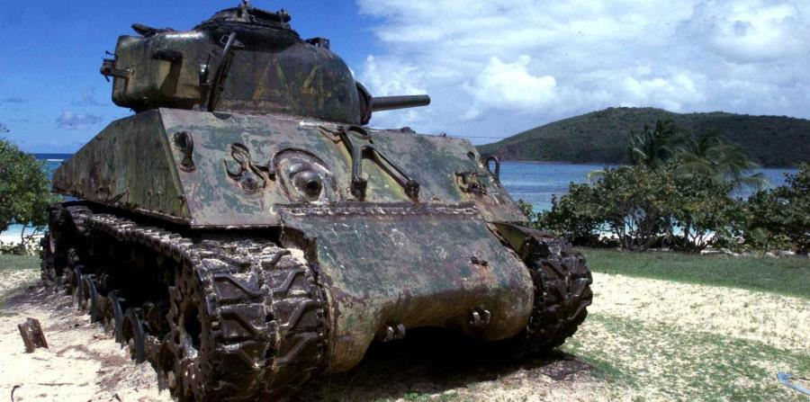 In the past, the Environmental Protection Agency (EPA) had estimated the cost of cleaning and decontaminating Vieques in around $500 million. (horizontal-x3)