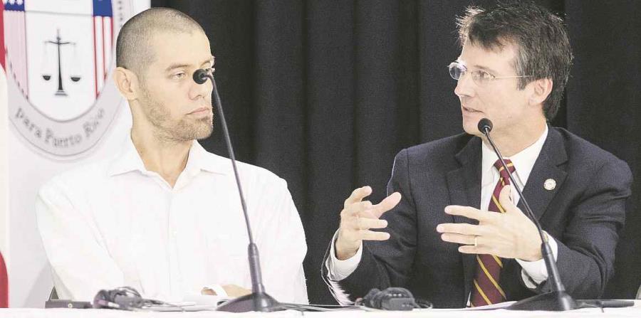 El presidente de la USC, Gilberto Marxuach, resaltó la necesidad de promover más investigación para que en la isla se creen patentes y propiedad intelectual que generen nuevas fuentes de ingresos. (horizontal-x3)