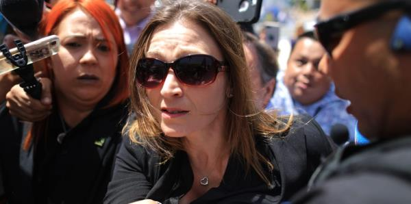Julia Keleher se declara no culpable de los cargos federales en su contra