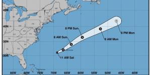 El océano Atlántico produce su quinta depresión tropical de este año
