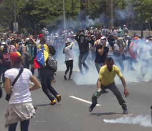 Venezuela: golpe de Estado continuado