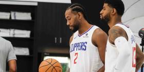 Arranca la temporada de la NBA con un inusual favorito