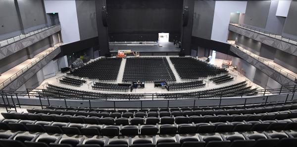 En imágenes el nuevo Coca-Cola Music Hall