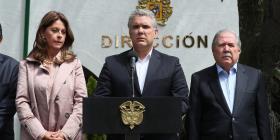 Gobierno colombiano culpa a la guerrilla del ELN del atentado terrorista