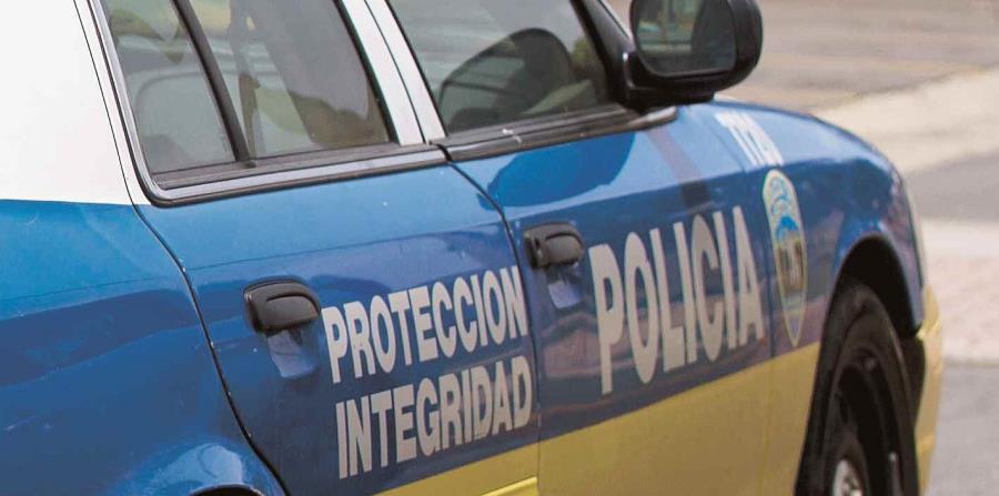 Los maleantes comenzaron a dispararle a la Policía desde el interior del vehículo, por lo que los agentes repelieron la agresión. (horizontal-x3)