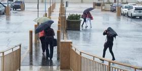 Extienden aviso de inundaciones repentinas para cuatro municipios del centro y sur de la isla